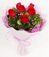 9 adet kaliteli görsel kirmizi gül  Mardin çiçek gönderme