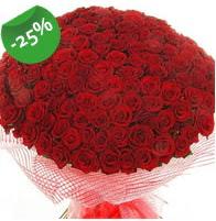 151 adet sevdiğime özel kırmızı gül buketi  Mardin çiçek siparişi sitesi