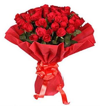 41 adet gülden görsel buket  Mardin çiçek satışı