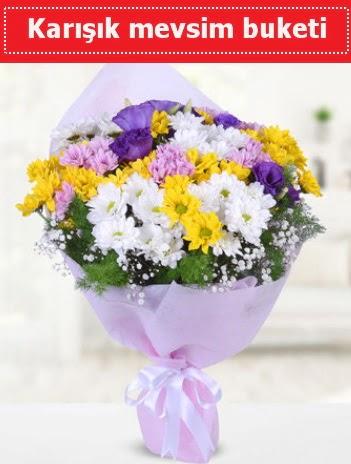 Karışık Kır Çiçeği Buketi  Mardin güvenli kaliteli hızlı çiçek