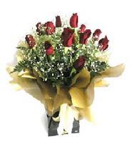 Mardin internetten çiçek siparişi  11 adet kirmizi gül  buketi