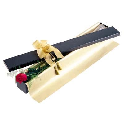 Mardin uluslararası çiçek gönderme  tek kutu gül özel kutu