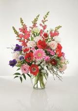 Mardin çiçek siparişi vermek  cam yada mika vazoda mevsim çiçekleri