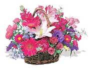 küçük karisik özel sepet   Mardin çiçek online çiçek siparişi