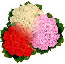 3 renkte gül seven sever   Mardin çiçek , çiçekçi , çiçekçilik