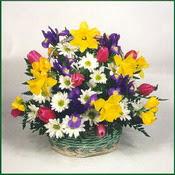 mevsim karisik çiçek demet   Mardin çiçekçi mağazası