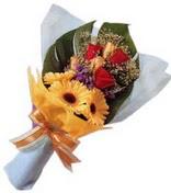 güller ve gerbera çiçekleri   Mardin çiçek gönderme sitemiz güvenlidir