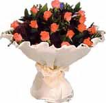 11 adet gonca gül buket   Mardin çiçek gönderme sitemiz güvenlidir