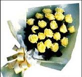 sari güllerden sade buket  Mardin çiçek , çiçekçi , çiçekçilik