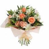 Mardin çiçek , çiçekçi , çiçekçilik  karisik buket tanzimi demeti - anneler günü çiçek buketi -