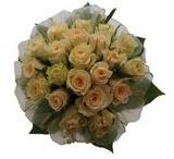 12 adet sari güllerden buket   Mardin uluslararası çiçek gönderme