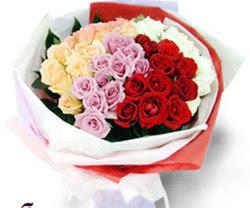 SEVENLERE ÖZEL 51 ADET GÜL  Mardin internetten çiçek satışı