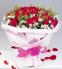 Mardin internetten çiçek satışı  12 ADET KIRMIZI GÜL BUKETI