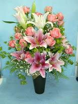 Mardin internetten çiçek satışı  cam vazo içerisinde 21 gül 1 kazablanka