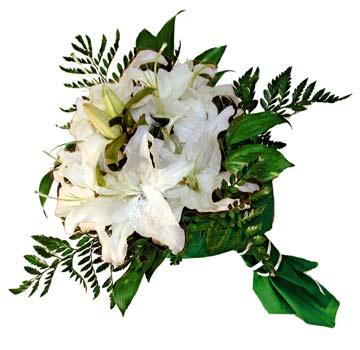 3 adet kazablanka demeti buketi  Mardin çiçekçi mağazası