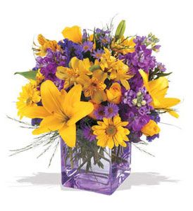 Mardin çiçek mağazası , çiçekçi adresleri  cam içerisinde kir çiçekleri demeti