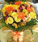 Mardin hediye çiçek yolla  karma büyük ve gösterisli mevsim demeti