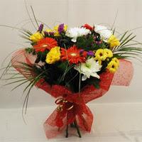 Mardin hediye çiçek yolla  Karisik mevsim demeti
