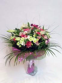 Mardin hediye çiçek yolla  karisik mevsim buketi mevsime göre hazirlanir.