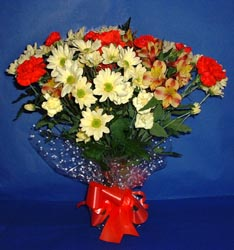 Mardin hediye çiçek yolla  kir çiçekleri buketi mevsim demeti halinde