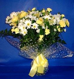 Mardin hediye çiçek yolla  sade mevsim demeti buketi sade ve özel