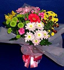 Mardin hediye çiçek yolla  küçük karisik mevsim demeti