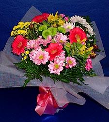 karisik sade mevsim demetligi   Mardin 14 şubat sevgililer günü çiçek