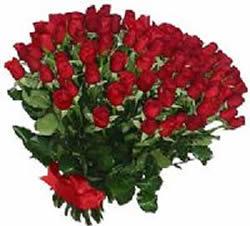 51 adet kirmizi gül buketi  Mardin çiçekçiler