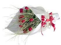 Mardin çiçek siparişi vermek  11 adet kirmizi gül buketi