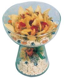 Mardin çiçek siparişi sitesi  Cam içerisinde 4 adet kandil orkide