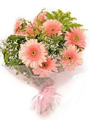Mardin çiçek satışı  11 adet gerbera çiçegi buketi
