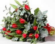 Mardin çiçek satışı  11 adet kirmizi gül buketi özel günler için