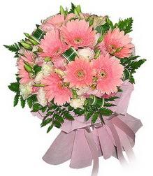 Mardin cicekciler , cicek siparisi  Karisik mevsim çiçeklerinden demet