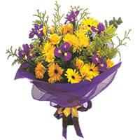 Mardin çiçek gönderme sitemiz güvenlidir  Karisik mevsim demeti karisik çiçekler