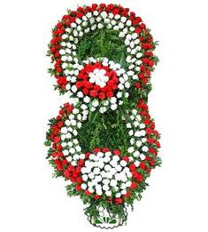 Görsel Cenaze çiçek , cenaze çiçek , çelengi  Mardin uluslararası çiçek gönderme