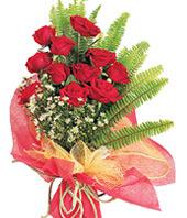 11 adet kaliteli görsel kirmizi gül  Mardin çiçek satışı