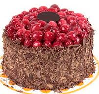 çikolatali franbuazli yas pasta 4 ila 6  Mardin çiçek gönderme