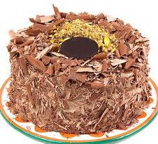 çikolatali 4 ile 6 kisilik yas pasta  Mardin çiçek servisi , çiçekçi adresleri