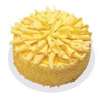 Muzlu pasta 4 ile 6 kisilik yas pasta  Mardin çiçekçi telefonları