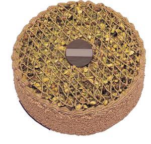 Krokanli 4 ile 6 kisilik yas pasta leziz  Mardin çiçek gönderme