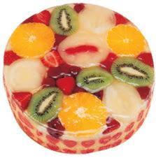Meyvali 4 ile 6 kisilik yas pasta leziz  Mardin hediye çiçek yolla