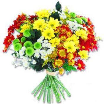 Kir çiçeklerinden buket modeli  Mardin online çiçek gönderme sipariş