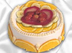 leziz pastane 4 ile 6 kisilik yas pasta meyvali yaspasta  Mardin kaliteli taze ve ucuz çiçekler