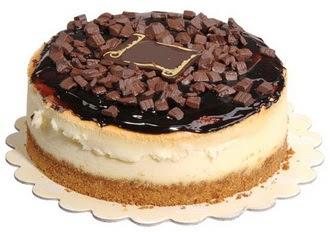 pasta yolla 4 ile 6 kisilik çikolatali yas pasta  Mardin online çiçek gönderme sipariş