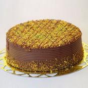 sanatsal pastaci 4 ile 6 kisilik krokan çikolatali yas pasta  Mardin cicek , cicekci