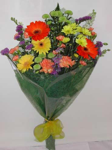 karisik kir çiçek buketi çiçek gönderimi  Mardin cicekciler , cicek siparisi
