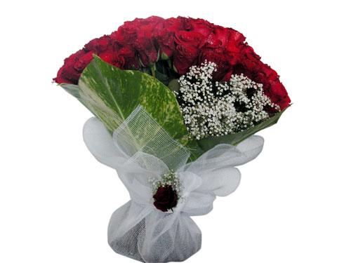 25 adet kirmizi gül görsel çiçek modeli  Mardin çiçek servisi , çiçekçi adresleri