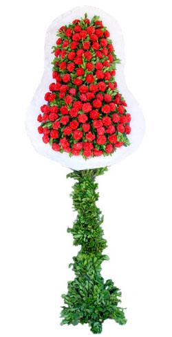 Dügün nikah açilis çiçekleri sepet modeli  Mardin İnternetten çiçek siparişi