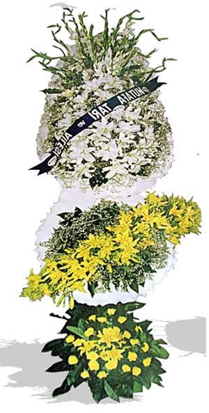 Dügün nikah açilis çiçekleri sepet modeli  Mardin çiçek , çiçekçi , çiçekçilik