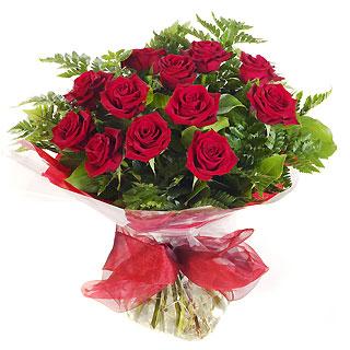 Ucuz Çiçek siparisi 11 kirmizi gül buketi  Mardin çiçek online çiçek siparişi